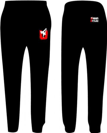 Adults Urban Stylez Joggers Cool Tapered Jog Pants